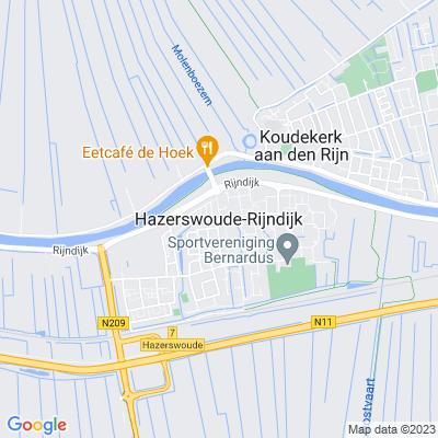 bed and breakfast Hazerswoude-Rijndijk