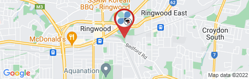 Ringwood google map