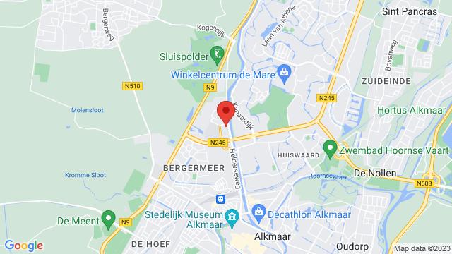 Van+Mossel+Citro%C3%ABn+Alkmaar op Google Maps