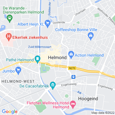 bed and breakfast Helmond