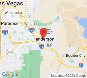 Job Map - Henderson, Nevada  US