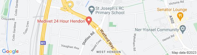 Hendon, London