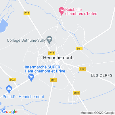 bed and breakfast Henrichemont
