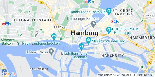 Google Map of Herrengraben+31%2C+D+20459+Hamburg%2C+Germany