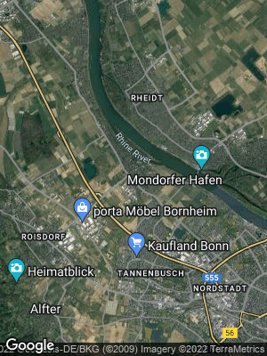 Google Map of Hersel