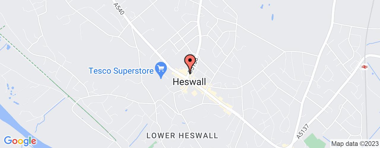 Heswall Salon