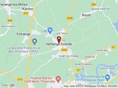 Projet de construction à vendre à HETTANGE-GRANDE (FR)