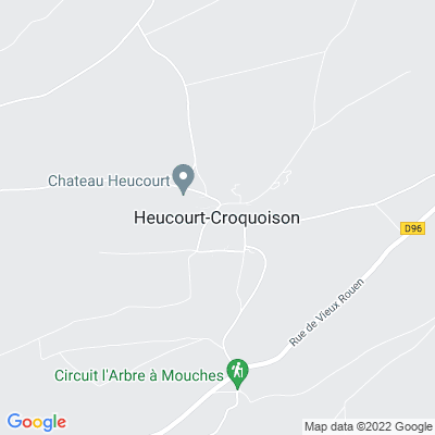 bed and breakfast Heucourt-Croquoison