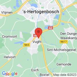 Google map of DePetrus, Vught