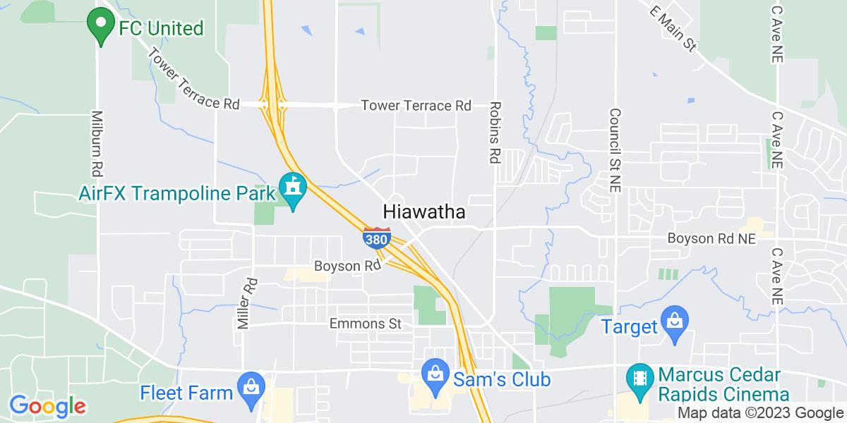 Hiawatha, IA