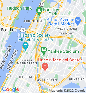 Highbridge NY Map