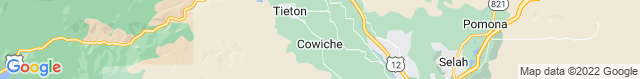 Map of SD