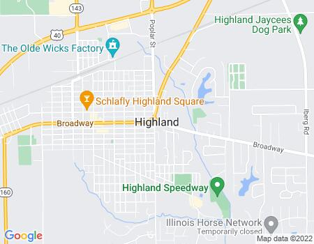 payday loans in Highland