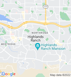 Highlands Ranch CO Map