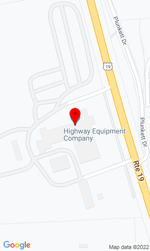 Google Map of Highway Equipment & Supply 4500 Paxton Street, Harrisburg, PA, 17105
