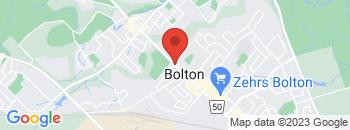 Google Map of Highway+50+South%2CBolton%2COntario+L7E+5T5
