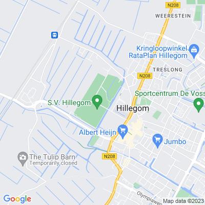 bed and breakfast Hillegom-Zanderij