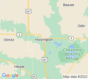 Job Map - Hoisington, Kansas 67544 US