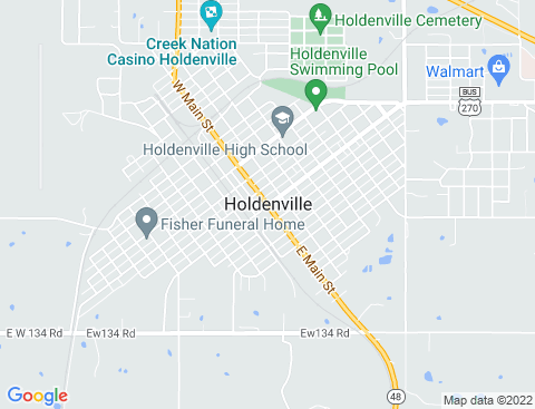 Payday Loans in Holdenville