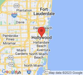 Job Map - Hollywood, Florida  US