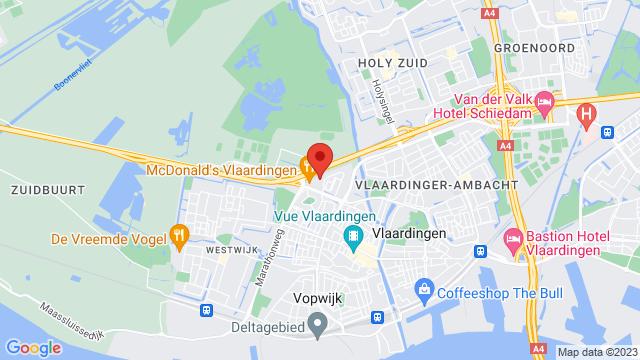 Welkom+bij+DORZO+Vlaardingen op Google Maps