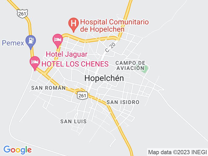 Hopelchen, Campeche