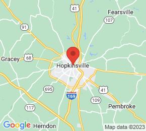 Job Map - Hopkinsville, Kentucky  US