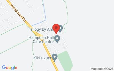 Map of Aylesbury Hornbeam Clinic