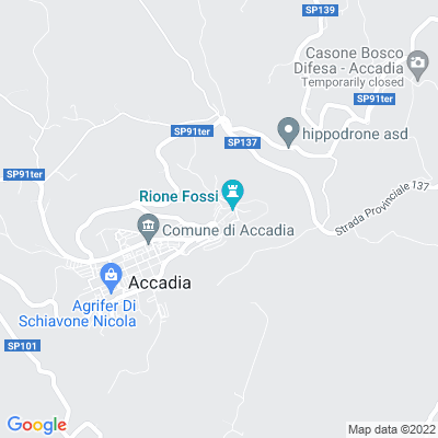 bed and breakfast Hotel a Accadia (FG)