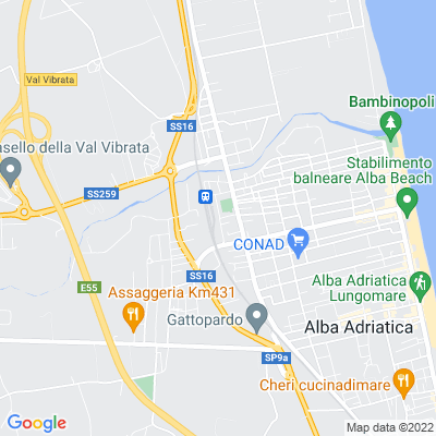 bed and breakfast Hotel a Alba Adriatica (TE)
