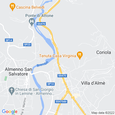 bed and breakfast Hotel a Almè (BG)
