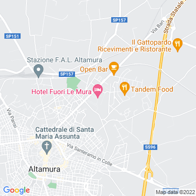 bed and breakfast Hotel a Altamura (BA)