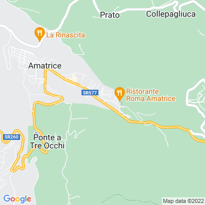 bed and breakfast Hotel a Amatrice (RI)