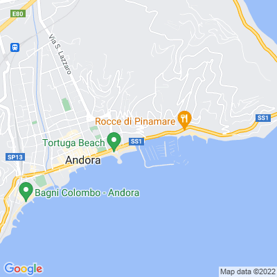 bed and breakfast Hotel a Andora (SV)