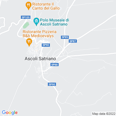 bed and breakfast Hotel a Ascoli Satriano (FG)