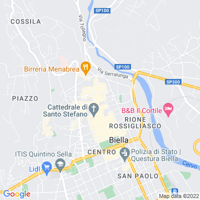 bed and breakfast Hotel a Biella (BI)