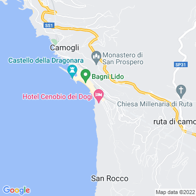 bed and breakfast Hotel a Camogli (GE)