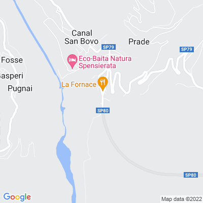 bed and breakfast Hotel a Canal San Bovo (TN)