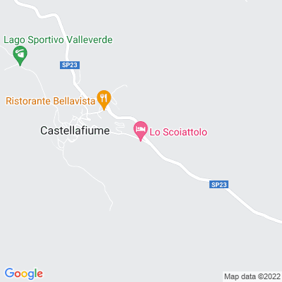 bed and breakfast Hotel a Castellafiume (AQ)