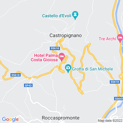 bed and breakfast Hotel a Castropignano (CB)