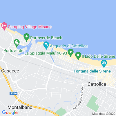 bed and breakfast Hotel a Cattolica (RN)