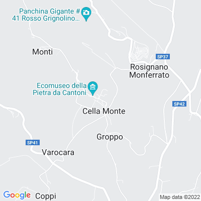 bed and breakfast Hotel a Cella Monte (AL)
