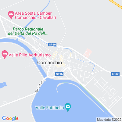 bed and breakfast Hotel a Comacchio (FE)