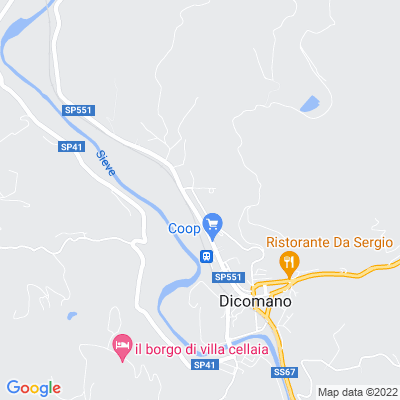 bed and breakfast Hotel a Dicomano (FI)