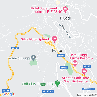 bed and breakfast Hotel a Fiuggi (FR)