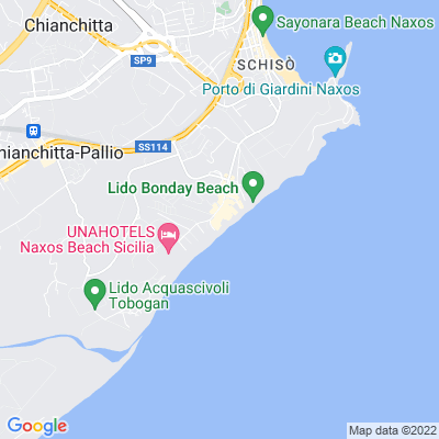 bed and breakfast Hotel a Giardini-Naxos (ME)