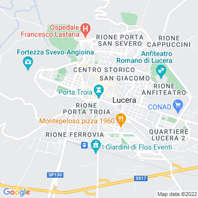 bed and breakfast Hotel a Lucera (FG)