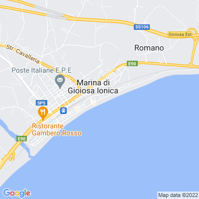 bed and breakfast Hotel a Marina di Gioiosa Ionica (RC)