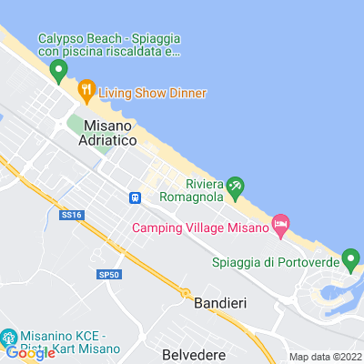 bed and breakfast Hotel a Misano Adriatico (RN)