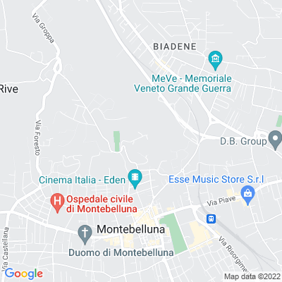 bed and breakfast Hotel a Montebelluna (TV)